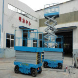 Lifting Platform Manual Movable Scissor Hydraulic Lift Table