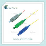 Single Mode Sc/Upc Optical Connector for CATV FTTH