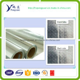 Fire Retardant Woven Aluminium Foil/Heat Insulation Fabrics/Foil Mesh Cloth Insulation
