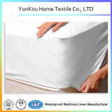Air Permeable Quilted Mattress Protector for Hotel Use