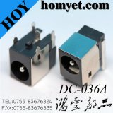 DIP DC Power Socket 5pin DC Power Jack