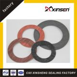 Low Compression Fiber Rubber Asbestos Gasket for Mechanical Seal