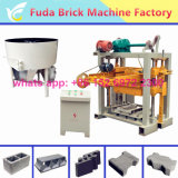 Small Cement Interlocking Block Machine for Changing Molds
