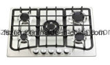 5 Burner Built in Gas Hob with Stainless Steel (JZG5604)