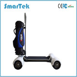 Smartek New Smart 4 Wheels Balance Scooter Golf Board Hoverboard Golf Electric Scooter with Handle for Adults-Golf Board