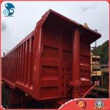 12wheelers Used Semi Dumper Trailer Cargo Truck with Omic Certificate