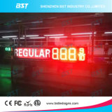 Outdoor Waterproof LED Gas Price Sign Lighting Box