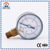 Shock Pressure Gauge Multi Function Psi & Bar Helium Pressure Gauge