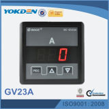 Gv23A Alternator Black Digital Ammeter