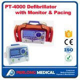 2016 New Arrival PT-4000 Defibrilltor with Monitor with Pacer Perlong