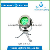 Stainless Steel Waterproof Underwater Spot LED Swimmign Pool Light