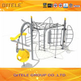 Gym Sports Children Playground Equipment with Net Climber