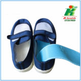 ESD Velco Mesh Shoe of Blue Color