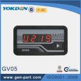 Gv05 Genset Digital LED Display Power Current Frequency Meter