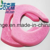 Pink Color Bathroom Toilet Seat Cushionx