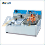 Df8l-2 Counter Top Electric Fryer of Catering Equipment