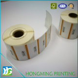 Custom Cheap Paper Printing Self Adhesive Sticker
