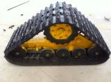 Large Rubber Track Assembly for Harvester, Loader and Excavator