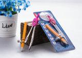 Haiwen New Compass Hw814 Six Colors Blister Card Packing Compass Set