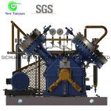 High Efficiency Rare Gas Diaphragm/Membrane Compressor