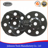 125mm&150mm Diamond Boomerang Shaped Wheel for Stone and Concrete