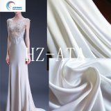 Glossy High Quality 200d Stretch Satin Fabric