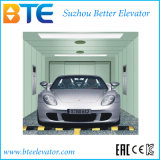 Large Space& Load Automobile Car Elevator with Opposite Doors