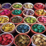 OEM Various Smell Colorful Bullet Potpourri Incense