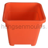 Plastic Injection Flower Pot Mold