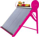 Vacuum Tube Solar Water Heater for Peru