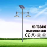 7W/ 9W/ 12W/ 15W High Luminance LED Solar Outdoor Lighting