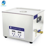 15L Digital Bench Top Ultrasonic Cleaner with Heating Functionand Time Control