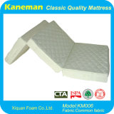 2016 Alibaba Wholesale Cheap Price 3 Folding Foam Mattress
