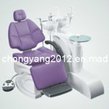 Real Leather Dental Unit Chair Price with CE