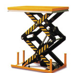Double Scissor Lift Table with CE Certificate (HD)