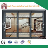 G&C Fuson Hot Sale Thermal Break Aluminum Sliding Door