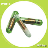 ISO11784/11785 RFID Glass Tag for Pet Tracking
