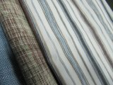 Linen Cotton Space Dyed Stripe
