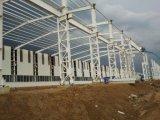 Steel Structure Workshop with Crane (SSW-538)