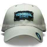 Rhinestuds Patched Embroidery Print Emblem Twill Leisure Baseball Cap (TRB048)