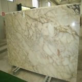 Polished White Marble Slab Afion Gold for Wall/Floor/Bathroom/Hall/Kitchen Tiles/Tops