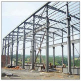 Low Price High Quality Competitive Steel Structure Building/ Frame (SSF-002)