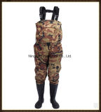 Fashion High Quality Camoufalge Fishing Chest Wader