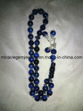 Crystal Rosary Beads, Rosary Beads, Crystal Prayer Beads