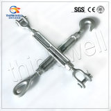 Hot DIP Galvanized Forged Us Type Turnbuckle