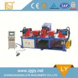 Sg100nc Blue Color Aluminium Pipe End Forming Machine for Metal