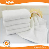 100% Cotton SPA White Plain Bath Towel (DPF061145)
