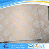Embossed PVC Gypsum Ceiling Tile 238#