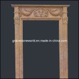 Natural Stone Carving Door Surround (GS-D-004)