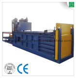 Factory and Supplier Epm80 CE Horizontal Waste Paper Cardboard Baler
